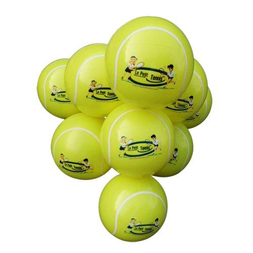 Le Petit Tennis - Lote pelotas tenis infantiles inflables