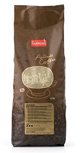 Brasil Echte Cerrado Perla Estate 1 Kg - Einzelne Herkunft Geröstete Kaffeebohnen von Gurman's