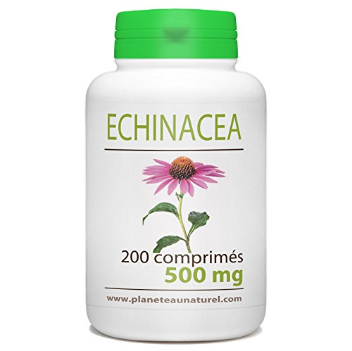 Echinacéa - 500 mg - 200 comprimés