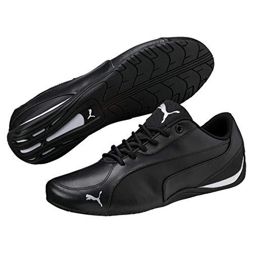 PUMA Puma Unisex Sneakers Drift Cat 5 Core – Flache Turnschuhe für Damen und Herren im coolen Motorsport-Style Drift Cat 5 Core Puma Black 12