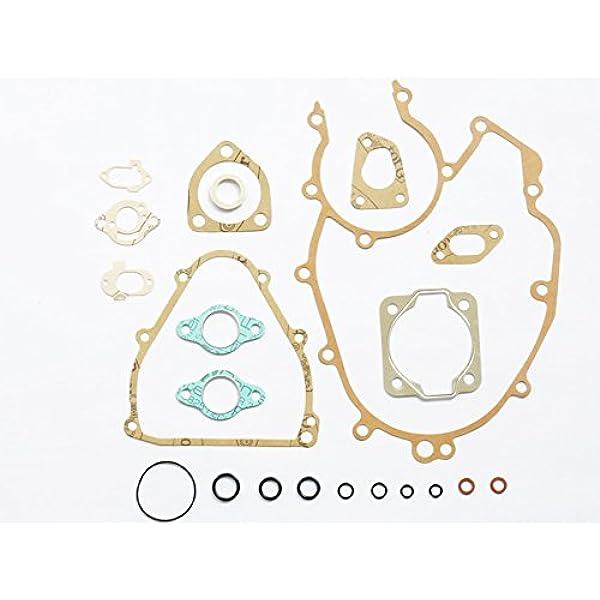 Dichtsatz Ersatzteil Für Kompatibel Mit Vespa Pk Xl 50 N Dichtung Motor Auto