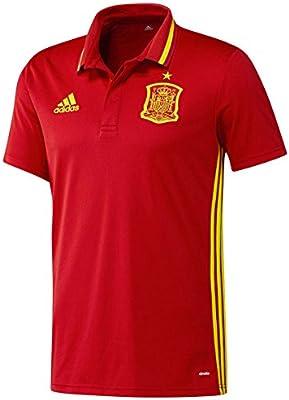 Selección de España 2016 - Camiseta polo oficial para niño adidas