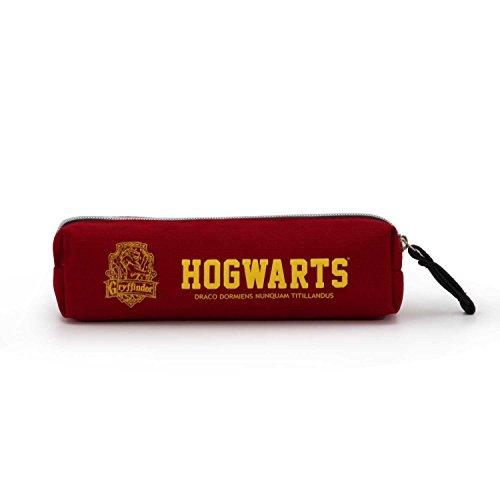 Karactermania Harry Potter Gryffindor-Square HS Pencil Case Astuccio, 22 cm, Rosso (Red)