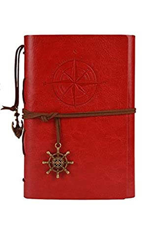 GZD retro pirate travel trumpet diary A6 hand book Xiaoqing