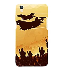 PrintVisa Designer Back Case Cover for Oppo F1 Plus :: Oppo R9 (Painitings Watch Cute Fashion Laptop Bluetooth )