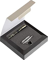 Parker Beta Millenium GT Ball Point Pen Gift Set - With Swiss Knife