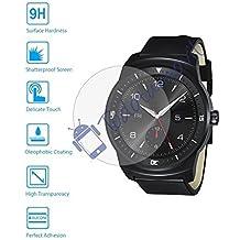 Protector de Pantalla Cristal Templado Vidrio 9H Premium para LG G Watch R