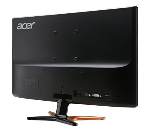 Acer GN246HLBbid 24 inch tremendous FHD LED Gaming Monitor by using 144 Hz 1 ms 350 nits DVI HDMI Acer EcoDisplay Black Products