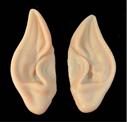 Preisvergleich Produktbild Halloween Schwein Nase Maske Make-up Requisiten , fairy ears