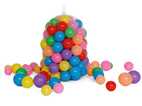 Stillshine Pack de 50pcs Bolas,, diámetro de 5.5cm Juguete de los Niños...