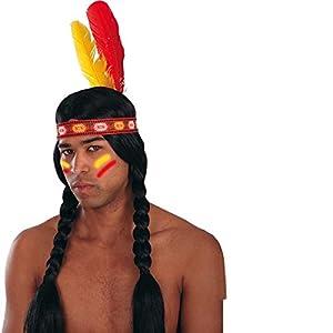 Varie Accesorio Disfraz Carnaval Diadema Indio 01918