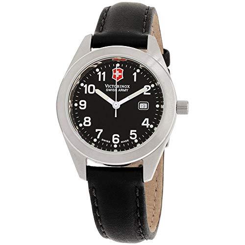 Victorinox Garrison Reloj de Mujer Cuarzo 30mm Correa de Cuero 241017.CB