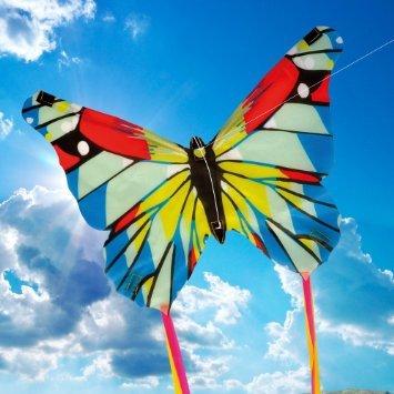 Brookite - Mini aquilone a forma di farfalla