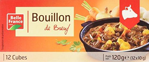 Belle France Bouillon Boeuf 120 g - Lot de 24