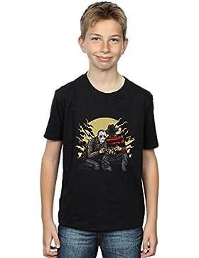 Absolute Cult Drewbacca Niños Killer Gamers Camiseta
