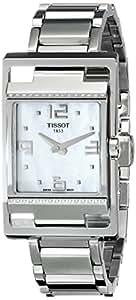 Tissot Damen-Armbanduhr MY-T SQUARE T0323091111701