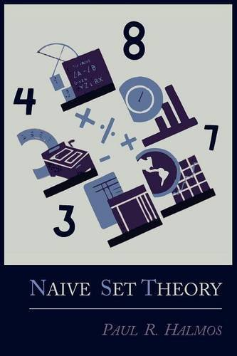 Naive Set Theory por Paul R. Halmos