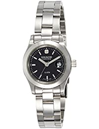 Swiss Military Analog Black Dial Women's Watch - SM02019LSN.H02M