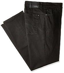 Calvin Klein Mens Skinny Jeans (701549211789_J301920_30W x 32L_Core Black Stre)