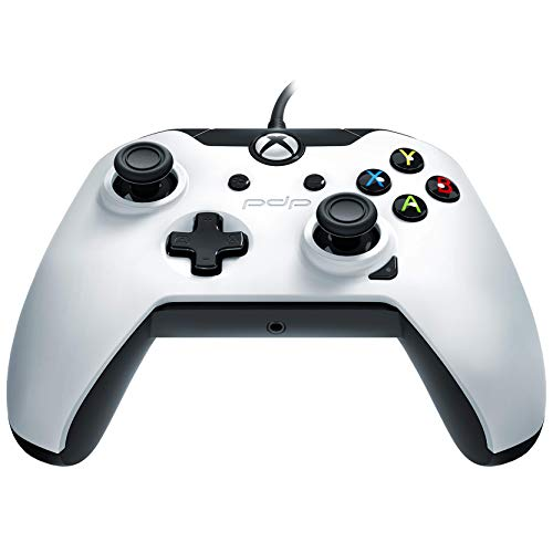 PDP Wired Controller White Gamepad