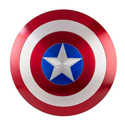 BLL 7050 Aviazione-Grade Lega di Alluminio Captain America Shield, 1:1 Film  Props, Ornamenti Decorazione Domestica