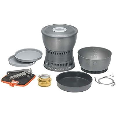 Esbit Spiritus-Kochset CS2350 WN - Kochset mit Wärmetauscher von Esbit bei Outdoor Shop