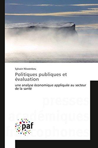 Politiques publiques et évaluation