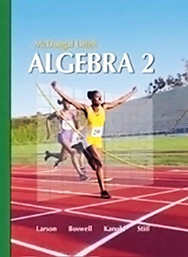 McDougal Littell Algebra 2 Chapter 14 Resource Book