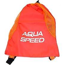 Aqua Speed - Malla para Hombre, Color Naranja, Talla única