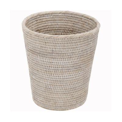 Basket Papierkorb - Rattan hell - ø 30 cm