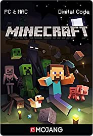 Minecraft Java Edition Gift Card Code Only (NO CD/DVD)