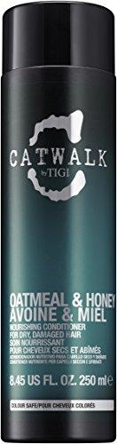 TIGI Catwalk Oatmeal & Honey Conditioner, 1er Pack (1 x 250 ml)