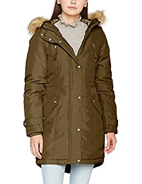 VERO MODA Vmtrack Expedition 3/4, Parka para Mujer