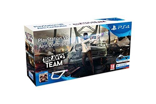 Bravo Team + Aim Controller - PlayStation 4 [Bundle]