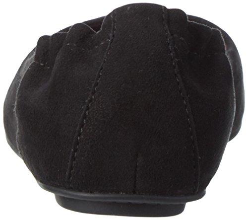 Tommy Hilfiger A1285ppleton 4b, Ballerines Femme Noir (Black 990)