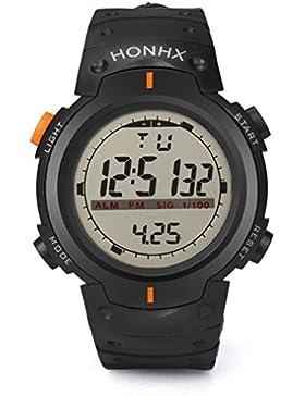 Ruiying Armbanduhr Sportuhr Uhr
