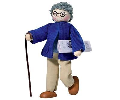 Selecta 4151 - El abuelo Lorenzo muñeca de muñecas [importado de Alemania] por Selecta