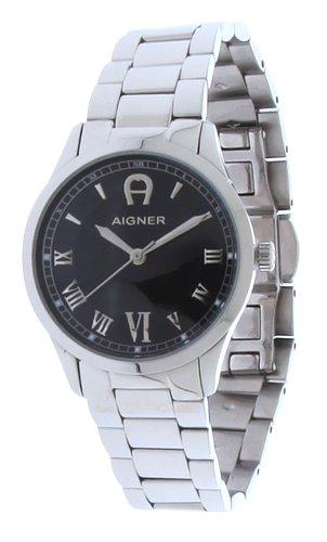 Aigner Damen Uhr Armband Modica schwarz A32652