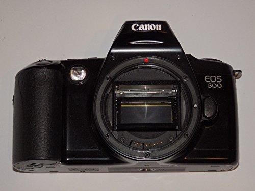 CANON Body / Gehäuse - EOS 500 - SLR KAMERA (analoge Spiegelreflexkamera kompatibel mit CANON SLR und DSLR Objektiven) Technik - getestet ok