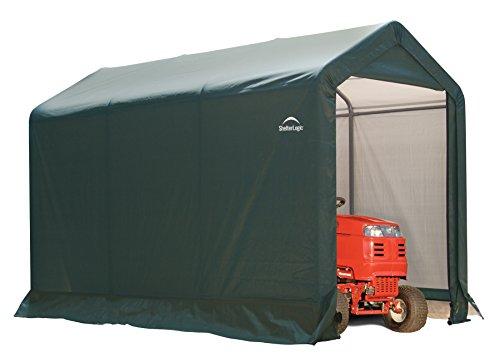 Rowlinson Shelterlogic 6x10 Peak Style Storage Shed