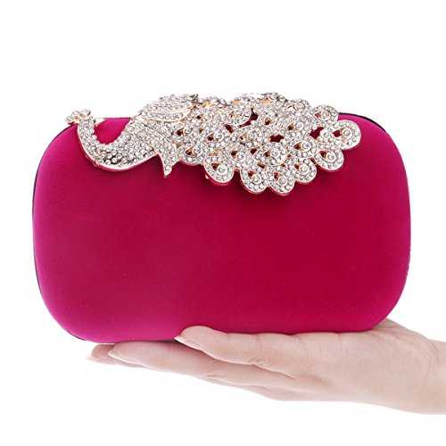 HAPPYTIMEBELT, Poschette giorno donna Hot Pink