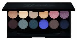 Sleek Makeup i-Divine Lidschatten Palette Storm mit Spiegel, 1er Pack (1 x 13 g)