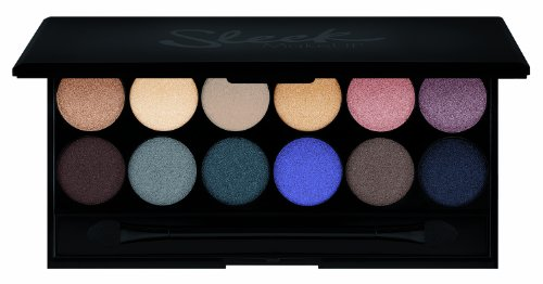 Sleek make up i-divine palette de fards à paupière storm 13,2 g