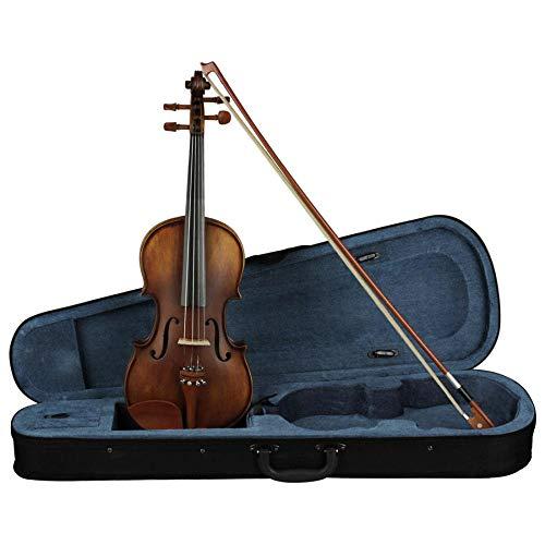 Violino 4/4 giuggiola accessori in legno set per violino squisito mestiere strumento a corde adulto bambini violino principiante