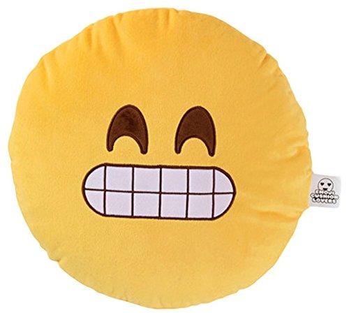 Love Bomb Kissen 0008kitschigen Grins Emoji-Kissen
