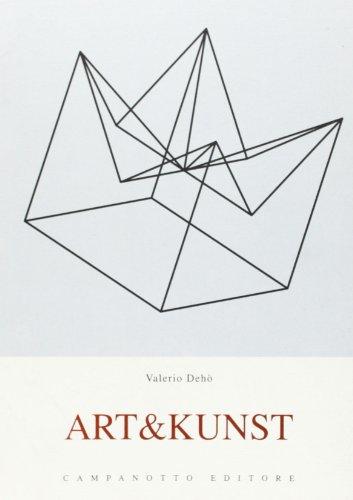 Art&Kunst. Ediz. italiana e tedesca - Grissini Italiani