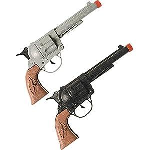 WIDMANN ac1410?Pistola Vaquero plástico Adulto (marrón/Gris Assorti)