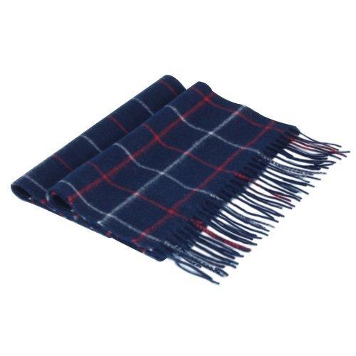 Lona Scott Pure Cashmere tartan Scarves