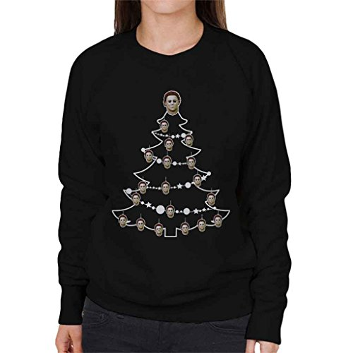 Christmas Tree Baubles Women's Sweatshirt ()