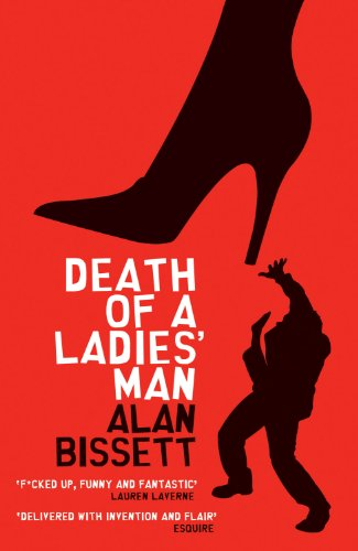 Death of a Ladies' Man by [Bissett, Alan]